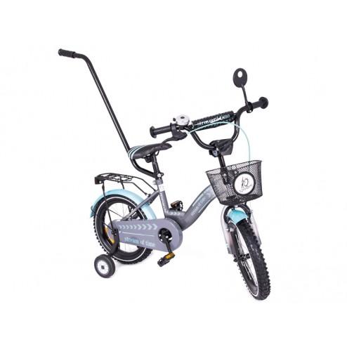 Bicicleta copii MyKids Toma Exclusive 1404 Turquoise
