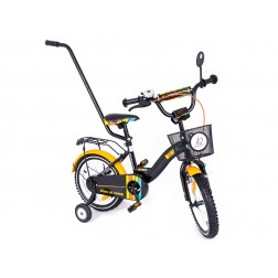 Bicicleta copii MyKids Toma Exclusive 1402 Orange