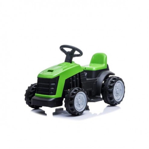 Tractor electric 6V_verde