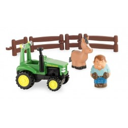 Set tractor Johnny Deere - Biemme