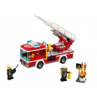 Camion de pompieri cu scara (60107)