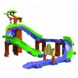 Set Chuggington Die-Cast Stack Track - Koko in safari