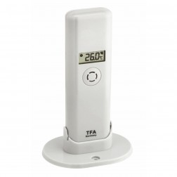 Transmitator wireless digital pentru temperatura si umiditate WEATHERHUB TFA