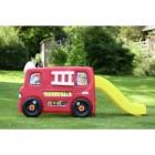 Centru de activitati copii Camion de pompieri  - Little Tikes
