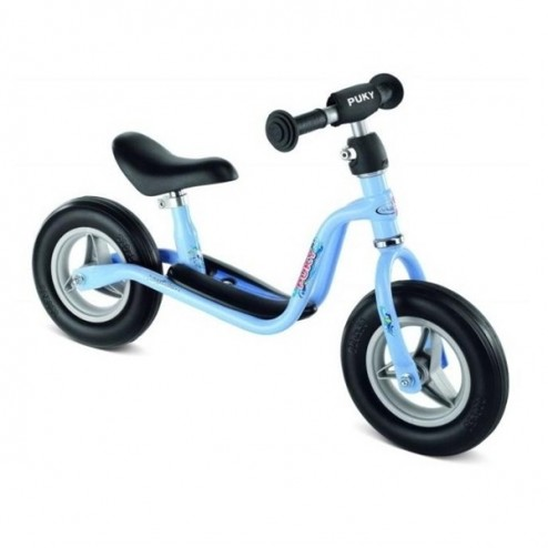 Bicicleta fara pedale, albastru, Puky