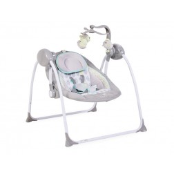 Leagan Electric Moni Baby Swing+ Gri