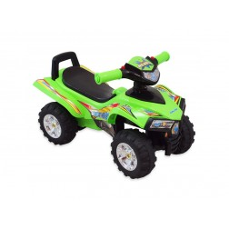 Masinuta de impins copii Baby Mix ATV Quad URHZ551 Green