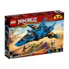 Avionul de lupta al lui Jay, 70668, Pachetul LEGO de Craciun 2019
