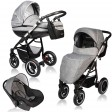 Carucior Crooner Prestige 3 in 1 - Vessanti - Gray