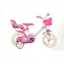 Bicicleta Hello Kitty 12 - Dino Bikes