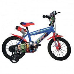 Bicicleta  Avengers 16 - Dino Bikes