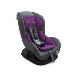 Scaun Auto Copii MONI Babysafe Violet