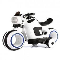 Motocicleta electrica copii Jupiter SMT 998 Alb - Moni