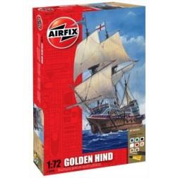 Kit constructie nava Golden Hind