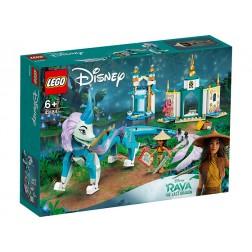 LEGO Raya si Dragonul Sisu