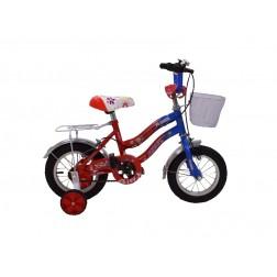 Bicicleta BMX 12 Rosu Cadru Fata - MyKids
