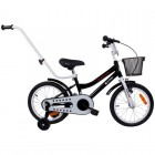 Bicicleta copii BMX Junior 16, Negru - Sun Baby