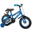 Bicicleta pentru baieti 12 inch, cu roti ajutatoare, Volare Yipeeh Super