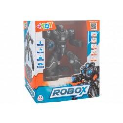 Robot cu telecomanda sunete si lumini Globo
