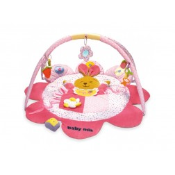 Covoras de joaca pentru bebelusi Baby Mix Q3133C