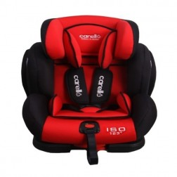 Scaun auto copii Cocoon Iso 123+ Rosu - Carello