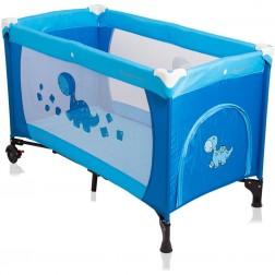 Patut pliabil Samba 2016 - Coto Baby - Albastru