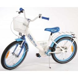Bicicleta pentru fete 18 inch,  cu cosulet,  Volare Paisley