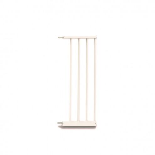 Extensie pentru poarta de siguranta metal alb 28 cm Noma