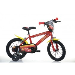 "Bicicleta Cars3 14"" - Dino Bikes-414CS"