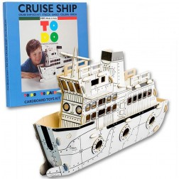 Joc creativ 3D Cruise Ship