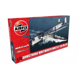 Kit constructie Airfix Armstrong Whitworth Whitley Mk.VII scara 1:72