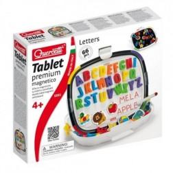 Tableta magnetica Quercetti litere mari