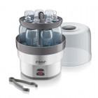 Pachet ingrijire Sterilizator biberoane VapoMax Reer 36010 + Pernuta de colici Grunspect 119-00