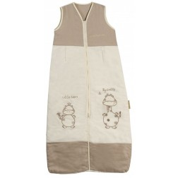Sac de dormit Cartoon Animal Beige 3-6 ani 2.5 Tog