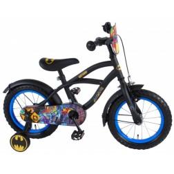Bicicleta baieti 14 inch cu roti ajutatoare Batman - Volare