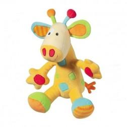 Jucarie din plus - Girafa - Brevi Soft Toys