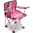 Scaun pliant camping Disney Minnie Mouse