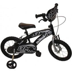 Bicicleta BMX 14 - Dino Bikes-145XC - BK