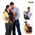 Marsupiu - 3 Way Carrier, Black