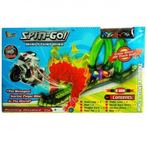 Set Spin-Go Viteza pe doua roti - Idoon
