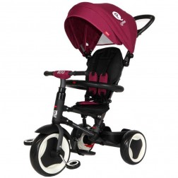 Tricicleta pliabila Qplay Rito - Sun Baby - Marron