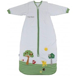 Sac de dormit cu maneca lunga detasabila Forest Friends 6-18 luni 2.5 Tog