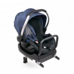 Scaun Auto şi Bază Comfort Fix Set Denim Grey