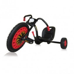 Go Kart Typhoon - Black Red