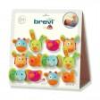 Bratara - Stand 24 figurine - Brevi Soft Toys