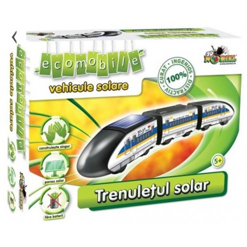 JOC Ecomobile Tren Solar
