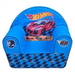 Fotoliu din burete pentru copii Hot Wheels - Knorrtoys