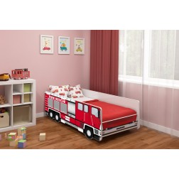Pat Tineret MyKids Fire Truck