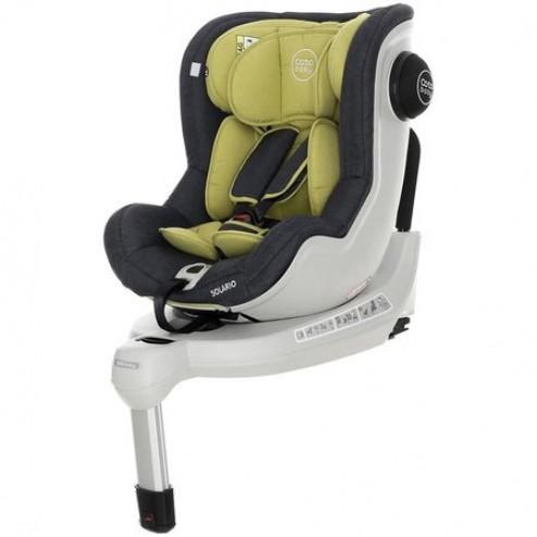 Scaun auto cu Isofix Solario - Coto Baby - Melange Verde