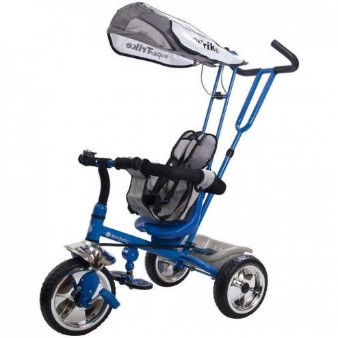 Tricicleta Super Trike - Sun Baby - Albastru